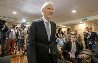 Pékerman quiere volver a entrenar. AFP/Archivo