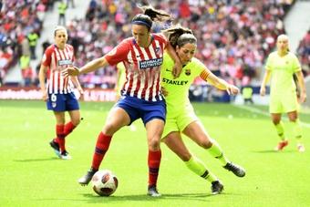 Silvia Meseguer se mostró confiada con lo que resta de temporada. AFP