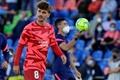 Griezmann es el cuarto atlético que es expulsado tras marcar. AFP/Archivo