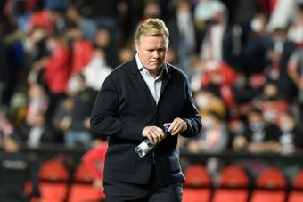 Com a demissão de Koeman, quem pode ser o novo técnico do Barcelona?. AFP