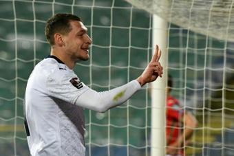 El entrenador de Belotti dio portazo a Milan, Inter, Tottenham y Arsenal. AFP
