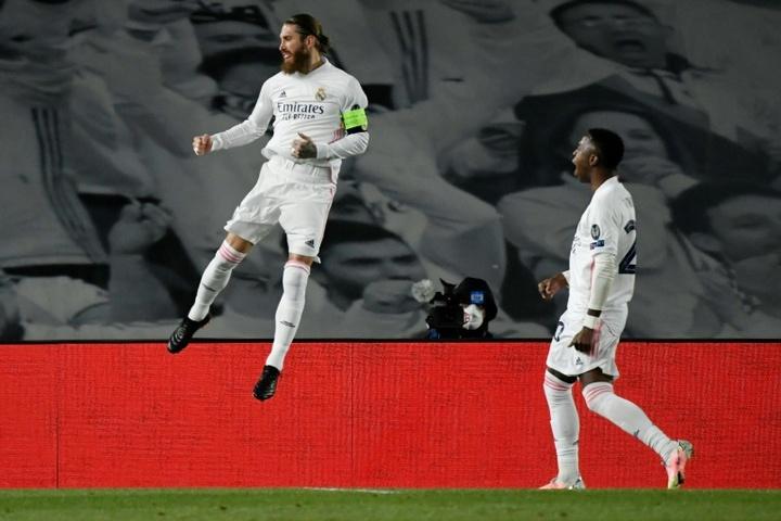 La lista dei convocati del Real Madrid. AFP