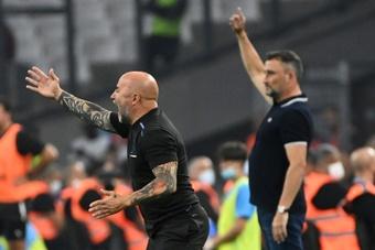 OM : Jorge Sampaoli heureux du résultat et de la manière. Goal