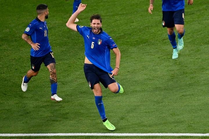 Il Liverpool piomba su Locatelli. AFP