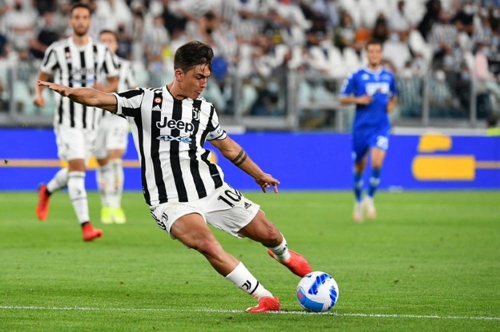 Ultim'ora del calcio italiano in data 17 settembre 2021. AFP