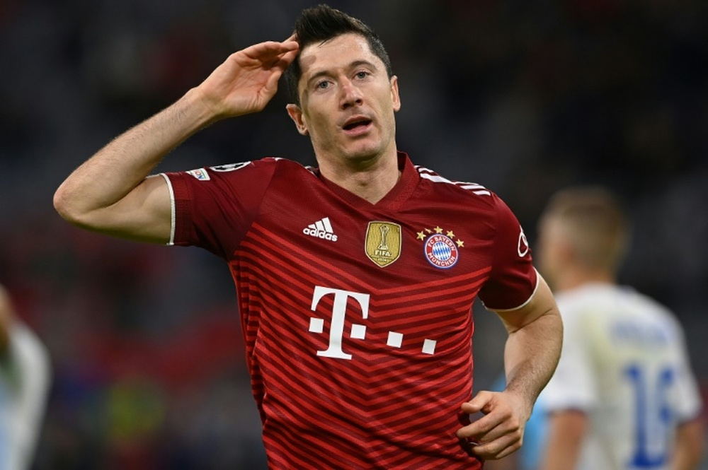 Nagelsmann believes Bayern star should given the Ballon d'Or. AFP