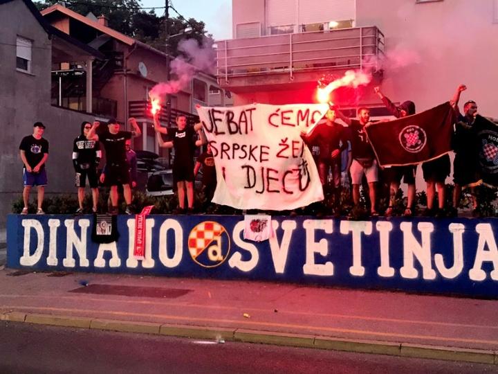 La historia del Dinamo de Zagreb está llena de éxitos y bandazos. AFP/Archivo