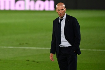 Zidane snobe Manchester United. afp