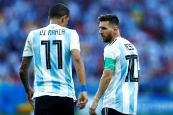 Zé Roberto : Messi fait partie des trois meilleurs joueurs de l'histoire. afp