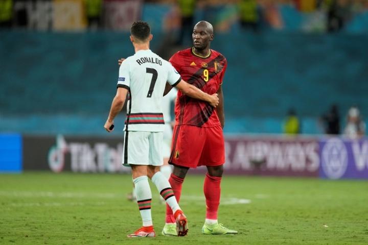 ''Nunca me comparem com Cristiano!''.AFP