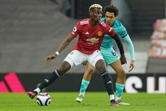 Les compos probables de Manchester United-Liverpool. AFP