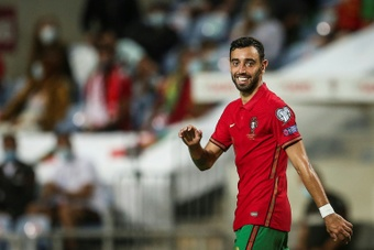 Compos probables : Portugal-Qatar. afp