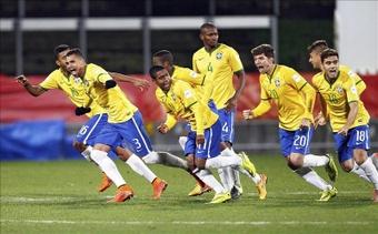 Cuatro de diez equipos participantes irán al Mundial Sub 20 de Corea del Sur 2017. EFE/Archivo