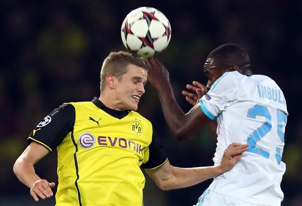 Bender ha renovado su contrato con el Dortmund por cuatro temporadas más. EFE/Archivo