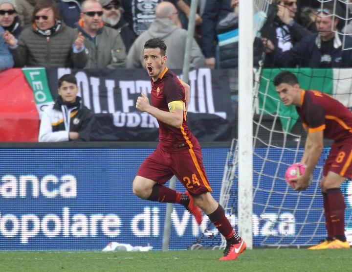 Florenzi s'éloigne de Séville et se rapproche de Milan. EFE