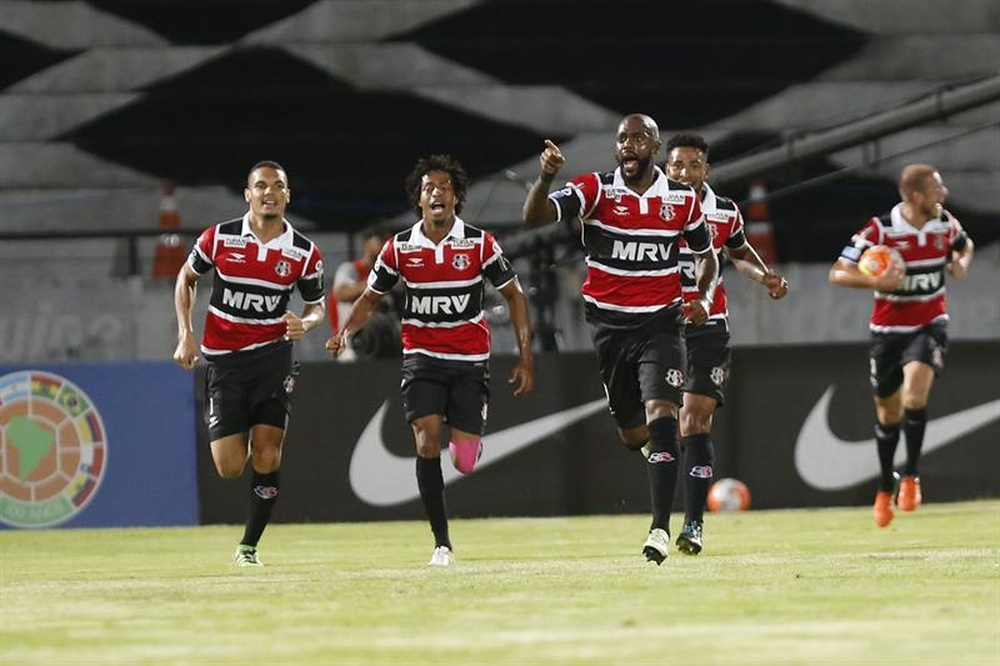 El Santa Cruz brasileño ha fichado a Leo Lima por una temporada. EFE/Archivo