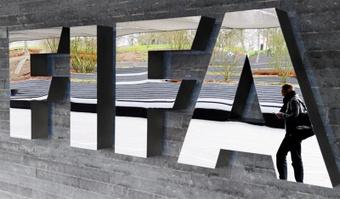 La FIFA multó con casi 50.000 dólares a la Federación Salvadoreña de Fútbol. EFE/Archivo
