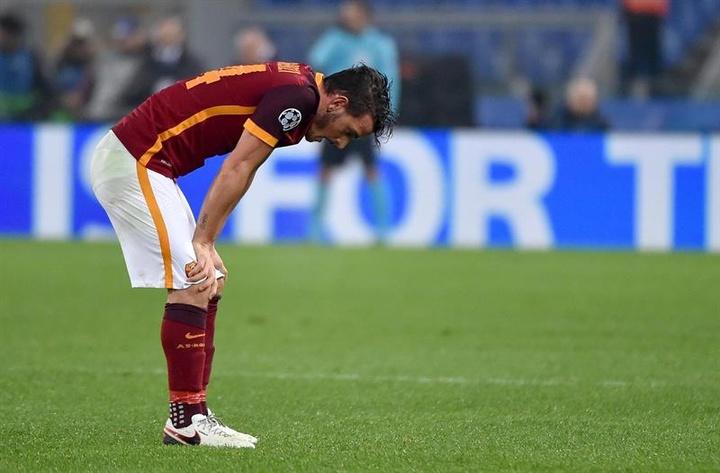 Florenzi met la pression à la Roma pour signer à Milan. EFE
