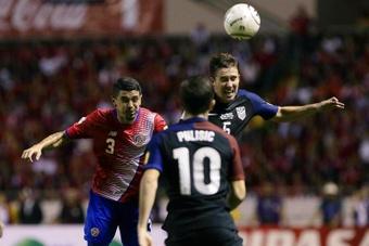 El Estados Unidos-Costa Rica ya tiene árbitro. EFE