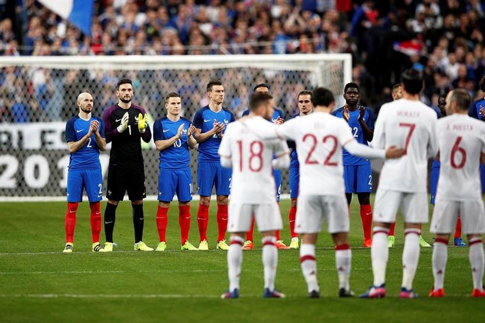Final da Liga da Nações, prováveis escalações de Espanha-França. EFE