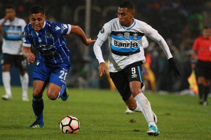 Pedro Rocha pode voltar ao Grêmio.EFE