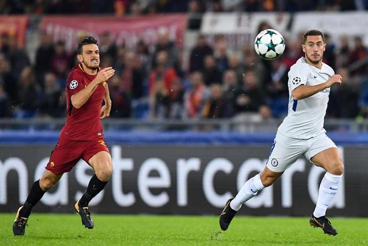 Florenzi sur le point de rejoindre Milan. EFE