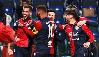 Cagliari y Venezia se enfrentarán por primera vez en la Serie A. EFE