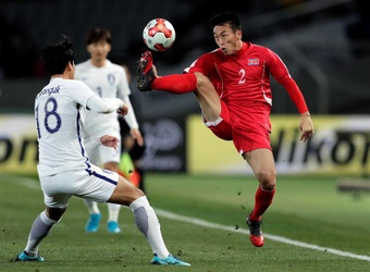 La Corée du Nord se retire officiellement de la prochaine Coupe du Monde. EFE
