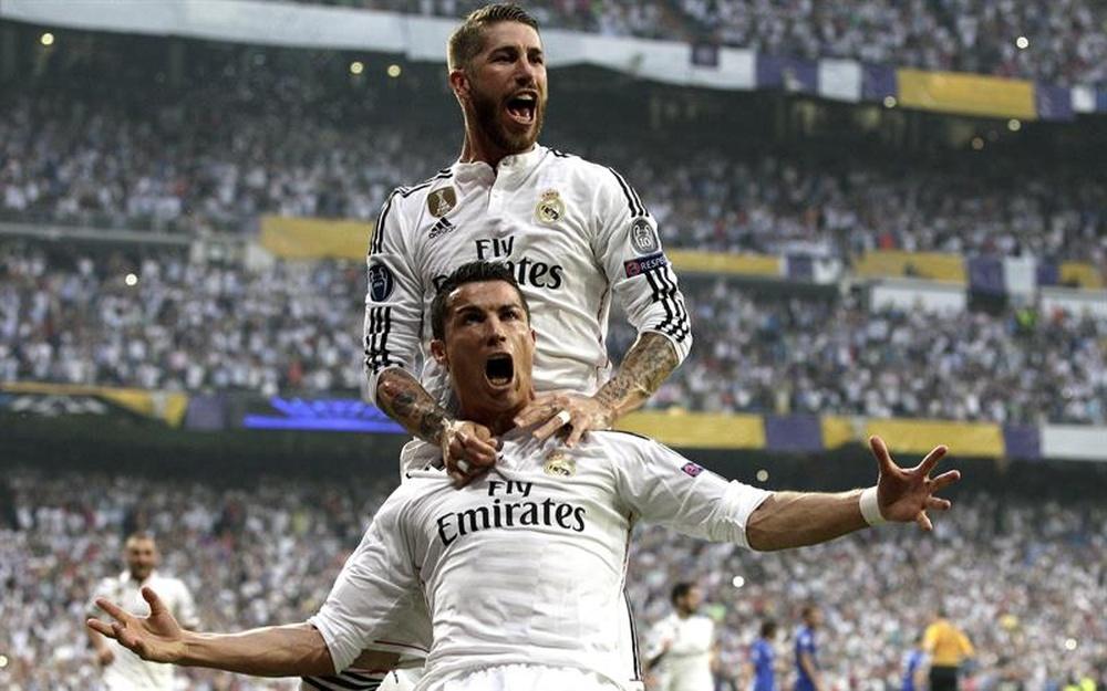 Cristiano Ronaldo va battre le record de sélections Sergio Ramos lors de la trêve internationale.EFE