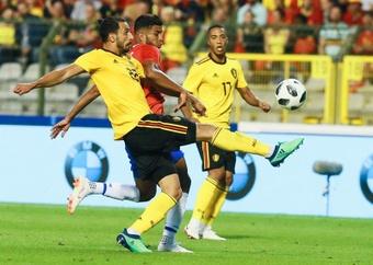 Tielemans indicó su peor recuerdo con la Selección Belga. EFE