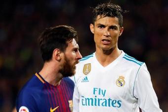 Eto'o comenta o 'Clássico' sem Messi e CR7.EFE