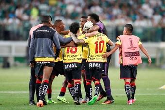 Paso de gigante para vislumbrar la Libertadores. EFE/Archivo