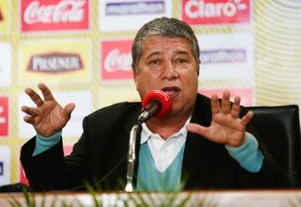 El 'Bolillo' Gómez confirma su adiós a Independiente Medellín. EFE