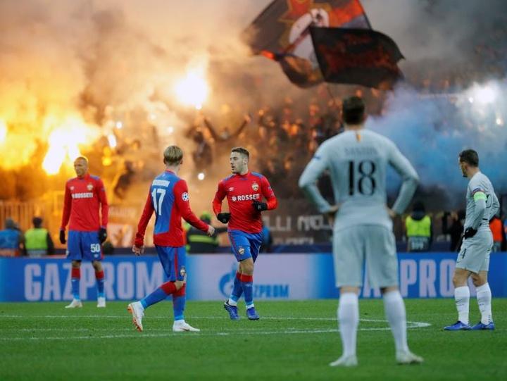 El CSKA de Moscú se ha quedado finalmente fuera de Europa. EFE/Archivo