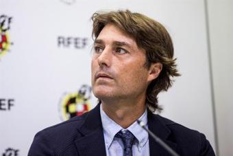 Julen Guerrero dedicó toda su vida al Athletic. EFE