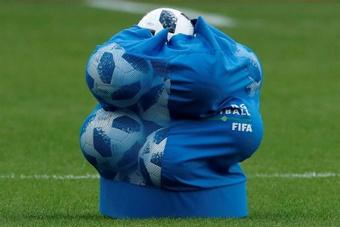 Villa Teresa confirmó el fallecimiento de su futbolista. EFE