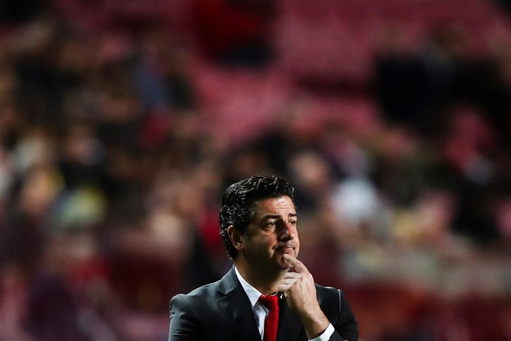 Rui Vitória, nuevo entrenador del Spartak de Moscú. EFE