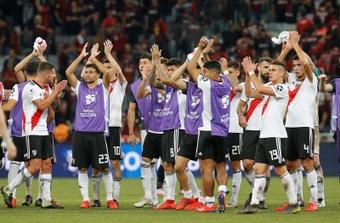 Argentina voltará a ter público nos estádios em outubro. EFE