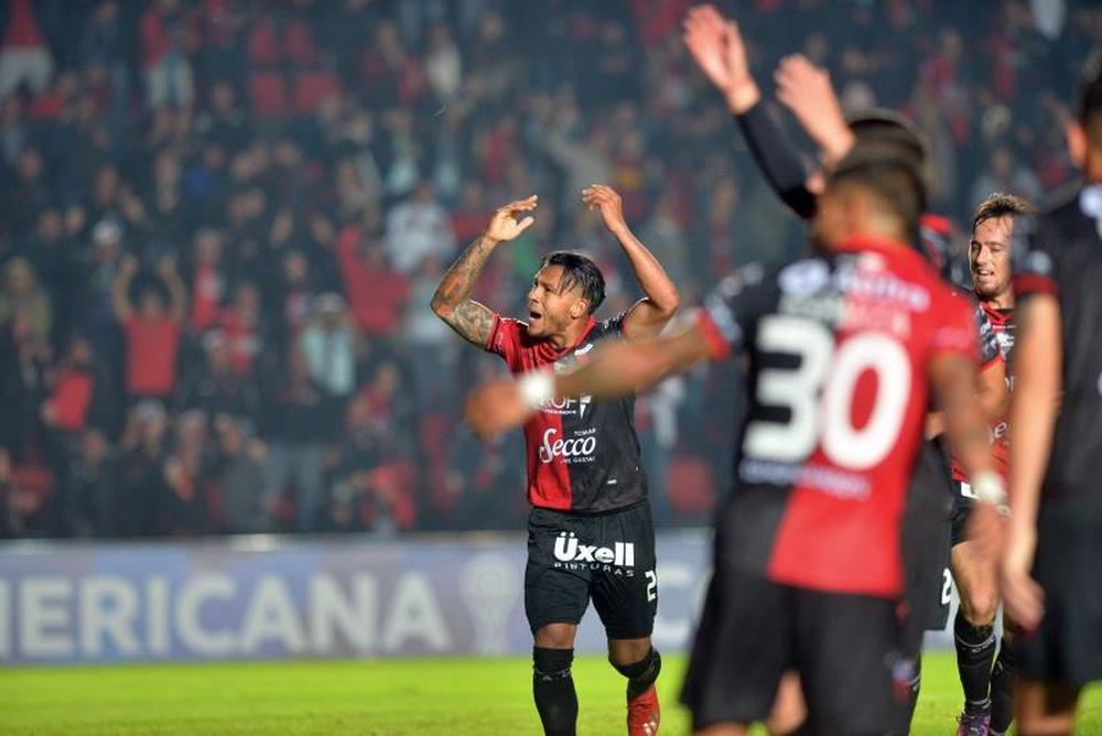 Colón es equipo de octavos de final de la CONMEBOL Sudamericana. EFE