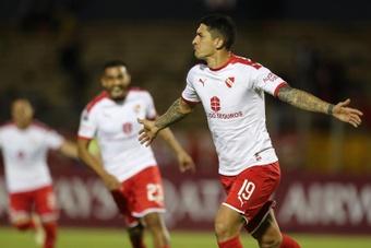 El TAS informó que Independiente tendrá que pagarle al Celta 325.000 euros por Pablo Hernández. EFE