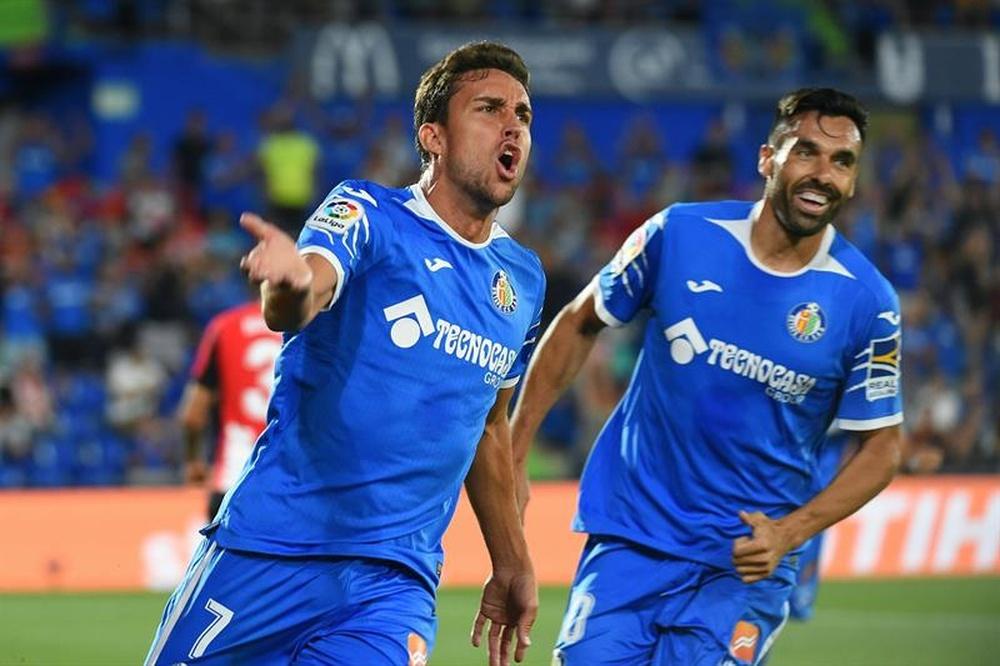 Miguel Ángel Torres espera que su equipo firme una gran temporada en Europa y en LaLiga. EFE