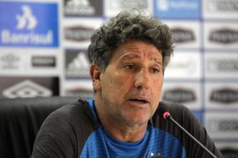 Renato Gaúcho, director técnico del Flamengo de Brasil. EFE