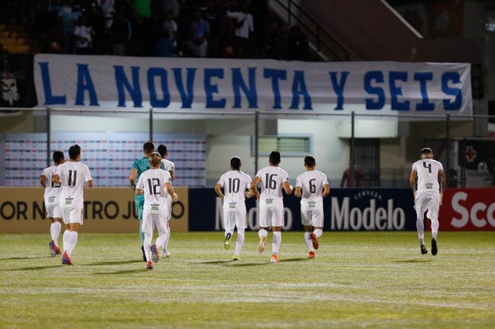 Juan Cortés aplaudió el trabajo de Alianza en la Liga CONCACAF. EFE