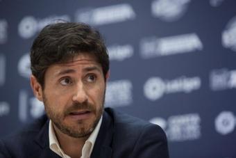 Víctor Sánchez del Amo analizó la jornada ligera de esta semana. EFE/Archivo