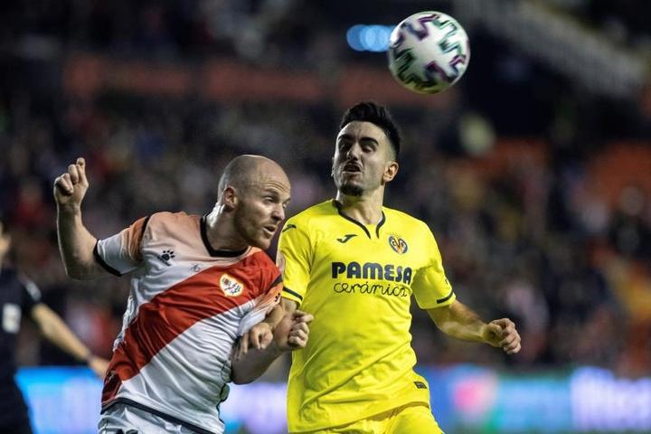 Villarreal active l'option d'achat de Manu Morlanes. EFE