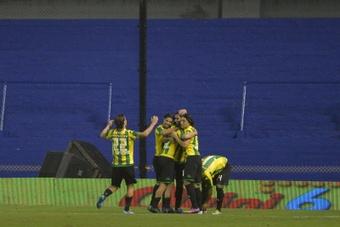 Aldosivi encadena cuatro derrotas consecutivas. EFE/Archivo