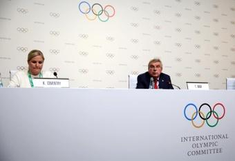 Le Comité international olympique est contre un Mondial tous les deux ans. afp