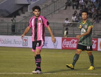 Retrasan el inicio de la Liga Tailandesa por el rebrote de COVID-19. EFE/Noel Caballero