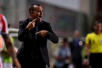 Rafael Dudamel podría ser el nuevo técnico de Deportivo Cali. EFE/Archivo