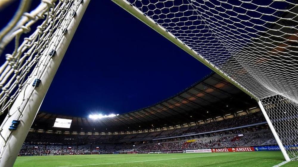 Atualidade do futebol brasileiro a 9 de outubro de 2021.EFE